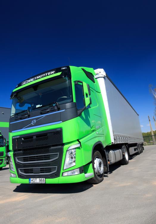Güterbeförderung: von der Schweiz, in die Schweiz